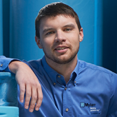 Martin Eck, Manufacturing, Morgantown, West Virginia